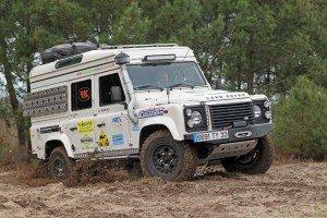 Le Land Rover Défendeur